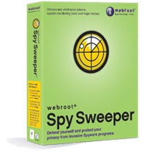 errorsafe spyware remover spysweeper box graphic